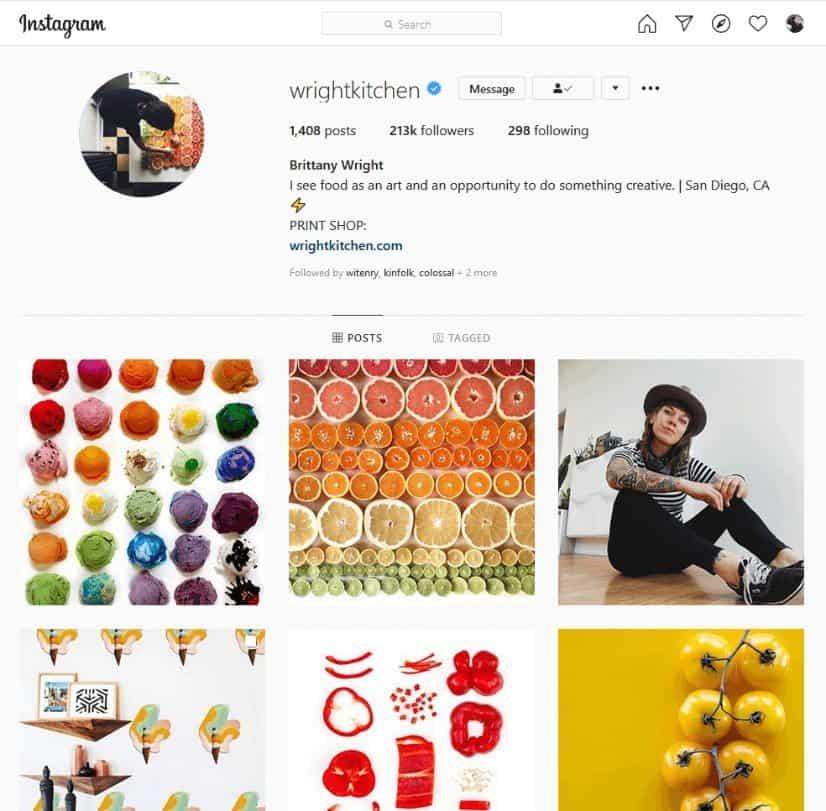 Instagram Follow 3