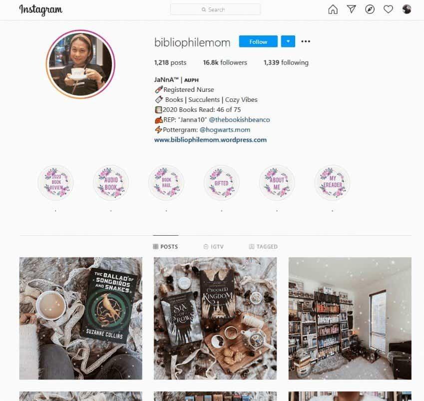Instagram Follow 6